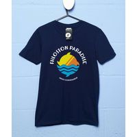 Fhloston Paradise Logo T Shirt - Inspired by The Fifth Element