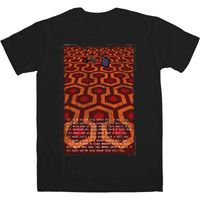 Inspired By The Shining T Shirt - All Work And No Play