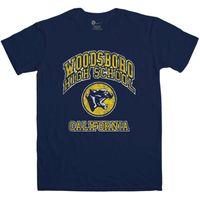 Inspired By Scream T Shirt - Woodsboro High School