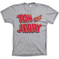 Tom And Jerry T Shirt - Show Logo