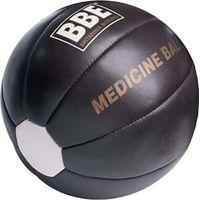 BBE 5kg Leather Medicine Ball