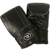 Boxing Mad Boxing Leather Bag Mitt - L