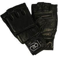 Boxing Mad Leather Pro Grappling Gloves - XL