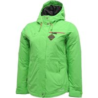 Pacify Jacket Fairway Green