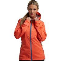Womens Airglow Jacket Neon Peach