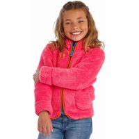 Girls Funfair Fleece Pink