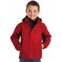 Luca II 3 in 1 Jacket Delhi Red