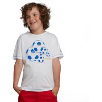 Boys Bugle T-Shirt White