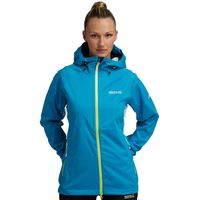 Womens Airglow Jacket Fluro Blue