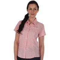 Talia Shirt Peach Bloom