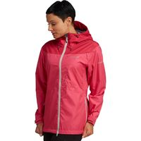 Womens Outflow Jacket Cabaret