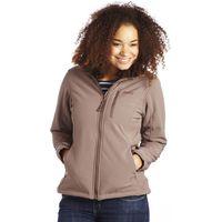 Tuva II Softshell Jacket Coconut Otter