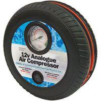 Streetwize 12V Tyre Shape Air Compressor