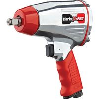 Clarke Clarke X-Pro CAT141 Twin Hammer, Compact Air Impact Wrench