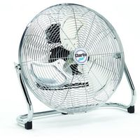 Clarke Clarke CFF18C 18 High Velocity Chrome Floor Fan