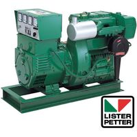 Clarke Clarke Heavy Duty Diesel Powered Generator 3-phase - TX3/ES3