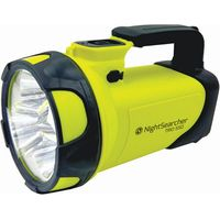 Nightsearcher Nightsearcher TRIO500 Rechargeable LED Searchlight