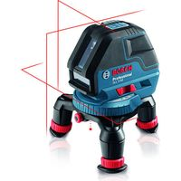 Machine Mart Xtra Bosch GLL 3-50 Professional Line Laser & Rotating Mini Tripod