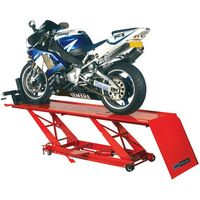 Clarke Clarke CML3 Foot Pedal Operated Hydraulic Motorcycle Lift