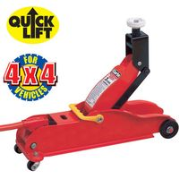 Clarke Clarke CTJ3000QL 3 Tonne Quick Lift Trolley Jack