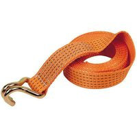 Lifting & Crane 4m Strap with Claw Hook