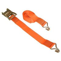 Lifting & Crane Lifting and Crane 50mm Ratchet Lashing Comes With Claw Hook Ends
