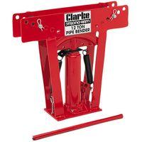 Clarke Clarke CHV12 12-Ton Hydraulic Pipe Bender