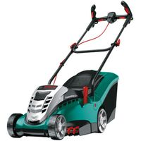 Machine Mart Xtra Bosch Rotak 37 Li 36V Cordless 37cm Electric Lawn Mower