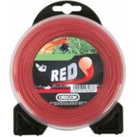 Oregon Oregon Red Round Trimmer Line - 1.3mm x 15m