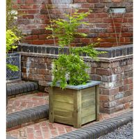 Machine Mart Xtra Forest 50x50cm Cambridge Planter