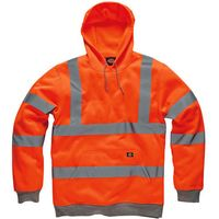 Dickies Dickies SA2001 GO/RT Hooded Sweatshirt - Large