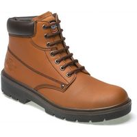 Dickies Dickies Antrim Super Safety Boot Brown Size 7