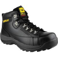 Cat Cat Hydraulic S3 Safety Boot In Black (Size 12)
