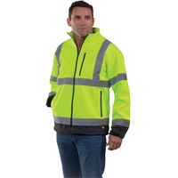 Dickies Dickies High Visibility Two Tone Soft Shell Jacket XL