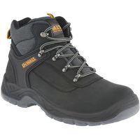 DeWalt DeWalt Laser 6 Safety Hiker Black Size 7