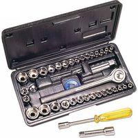 Machine Mart Xtra 39 Piece 1/4 & 3/8 Drive Socket Set