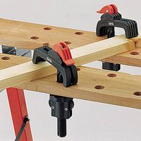 Clarke Clarke CHT334 2-Pce Clamp Set for CFB600 Bench