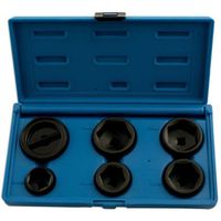 Laser Laser 5123 - 6 Piece Oil Filter Socket Set
