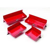 Clarke Clarke MPT4B Magnetic Tool Trays - Set Of 4