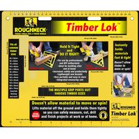 Roughneck Roughneck Timber-Lok Plate Vice