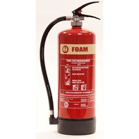 Safesmart Safesmart 6 Litre Fire Extinguisher - Foam