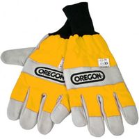 Oregon Oregon Chainsaw Gloves With Two Handed Protection (Large)