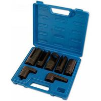 Laser Laser 3750 7 Piece Lambda Sensor Socket Kit