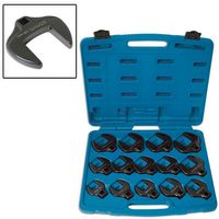Laser Laser 4713 14 Piece 1/2 Crows Foot Wrench Set