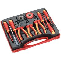 Clarke Clarke CHT663 11pc Insulated Electrical Tool Kit