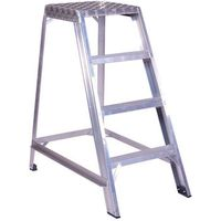 Machine Mart Xtra Summit 6 Tread Single Sided Fixed Step