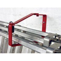 Machine Mart Universal Lockable Ladder Storage Bracket