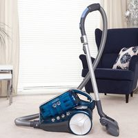 Hoover Hoover RE71TP25001 Turbo Power Bagless Pets Cylinder Vacuum Cleaner