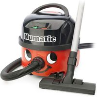 Numatic Numatic NBV190/1 36V Cordless Commercial Dry Vacuum Cleaner With One Battery