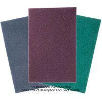 Machine Mart Xtra Abrasive Pads - 250 x 125mm Blue General Purpose/Scrubbing 5 Pack